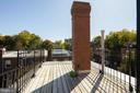 Roof Deck - 1667 MONROE ST NW, WASHINGTON