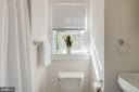 Full Bathroom on Floor 3 - 1667 MONROE ST NW, WASHINGTON