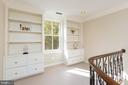 So much natural light - 4711 FOXHALL CRESCENT NW, WASHINGTON