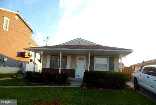 Single Family Homes для того Продажа на Brigantine, Нью-Джерси 08203 Соединенные Штаты
