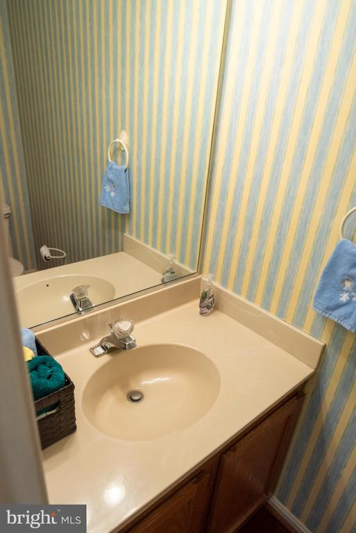 Main Level Powder Room - 1023 SMARTTS LN NE, LEESBURG