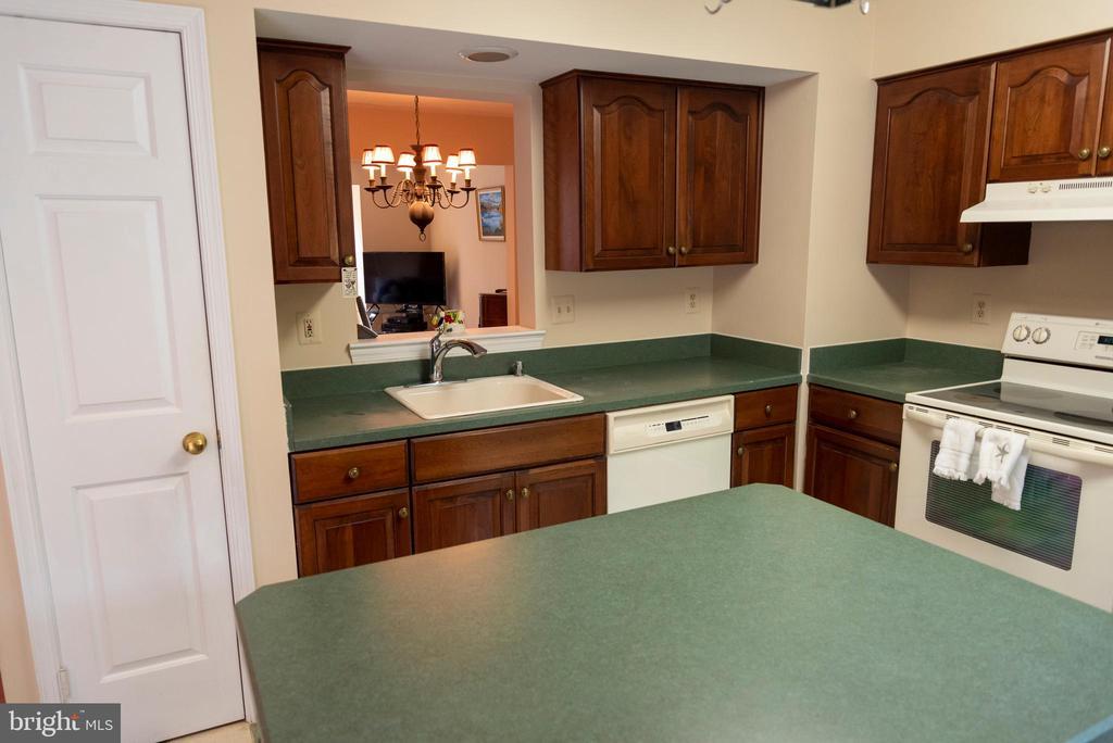 Kitchen - 1023 SMARTTS LN NE, LEESBURG