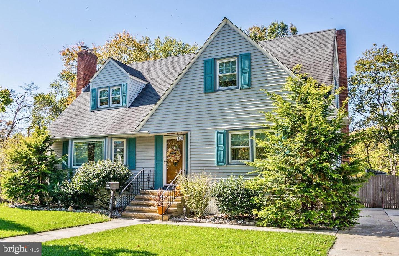 Single Family Homes pour l Vente à Wenonah, New Jersey 08090 États-Unis