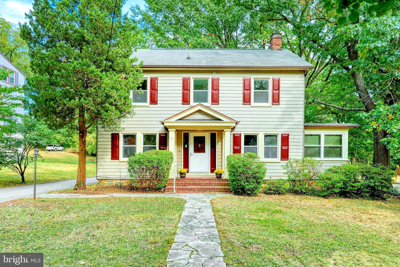 Single Family Homes للـ Sale في Catonsville, Maryland 21228 United States