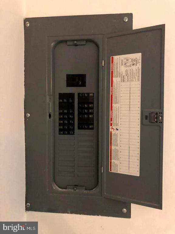 Electric Panel - 1272 CRONIN DR, WOODBRIDGE