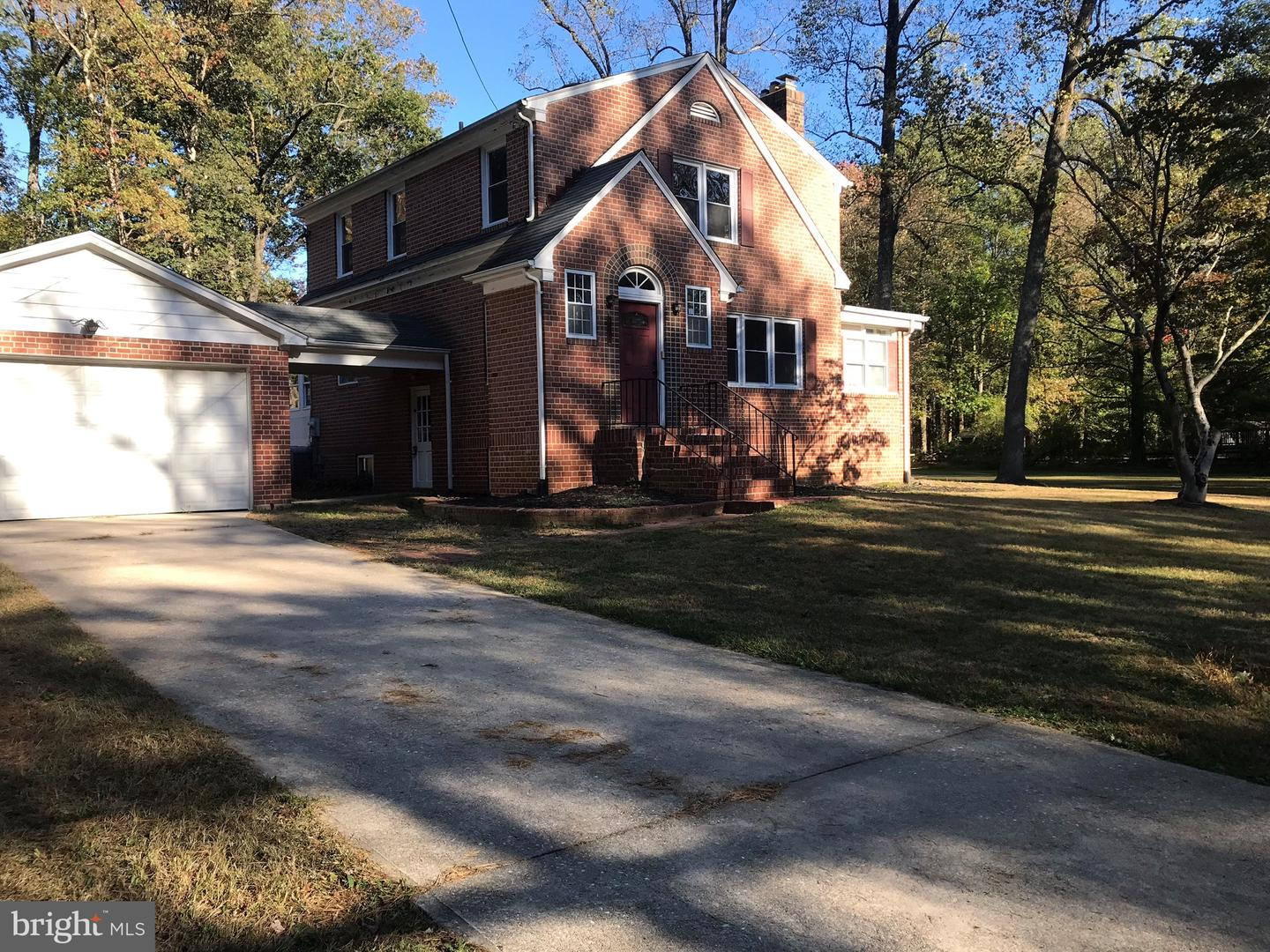 Single Family Homes for Sale at Randallstown, Maryland 21133 United States