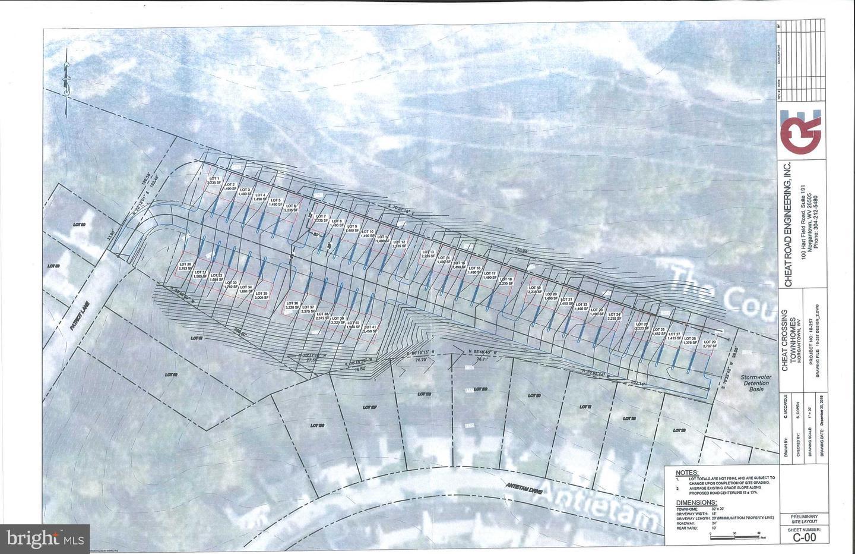 Terreno para Venda às Morgantown, West Virginia 26507 Estados Unidos
