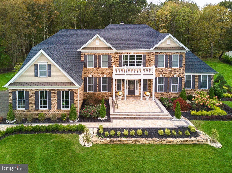 Single Family Homes för Försäljning vid Cream Ridge, New Jersey 08514 Förenta staterna