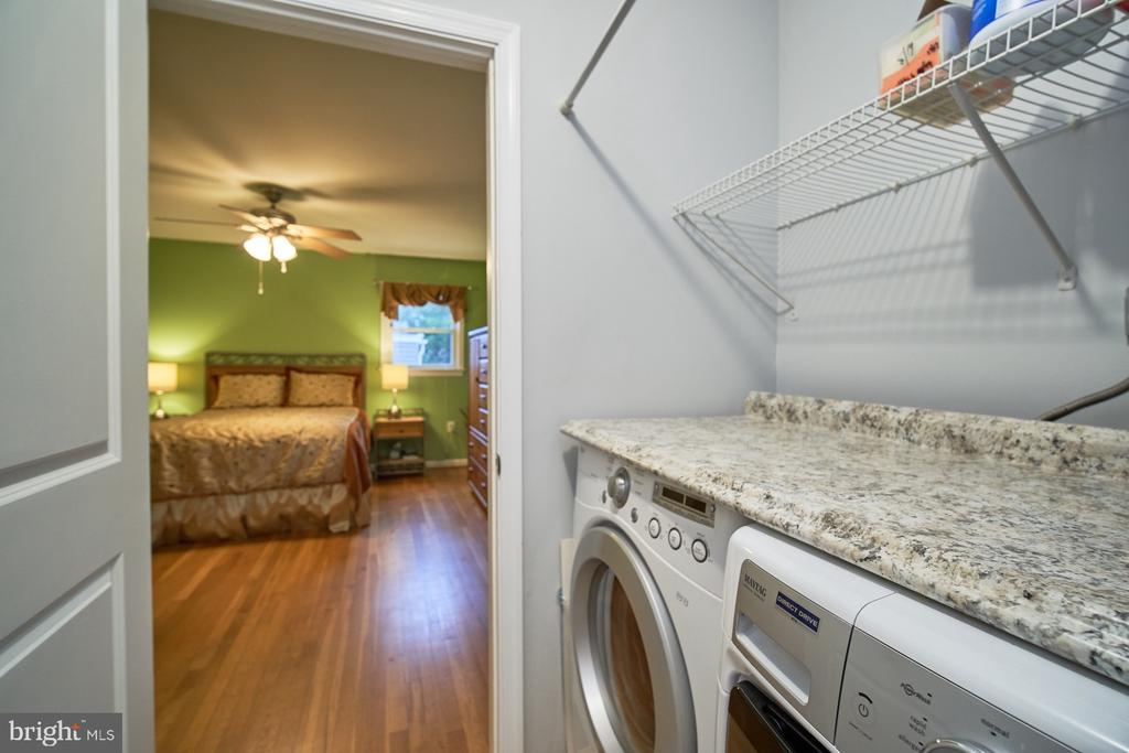 Laundry room + pantry off of MBR - 4811 OGLETHORPE ST, RIVERDALE