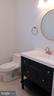 Powder Room - Main Level - 2116 N CULPEPER ST, ARLINGTON