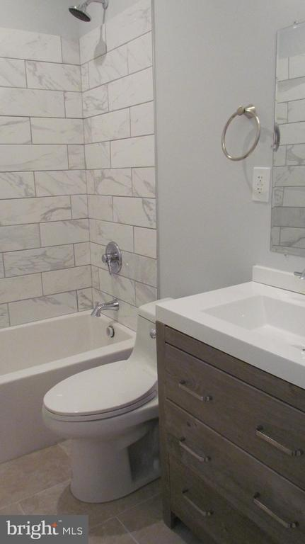Bathroom 5 - Lower Level - 2116 N CULPEPER ST, ARLINGTON