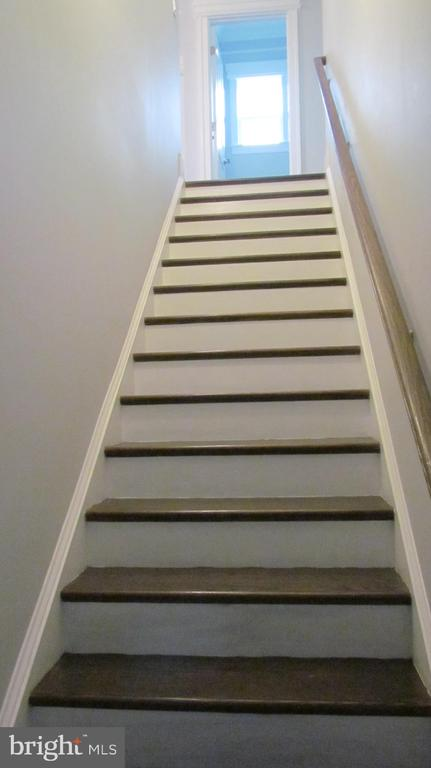 Staircase to Basement - 2116 N CULPEPER ST, ARLINGTON