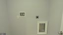 Laundry  - Basement Level - 2116 N CULPEPER ST, ARLINGTON