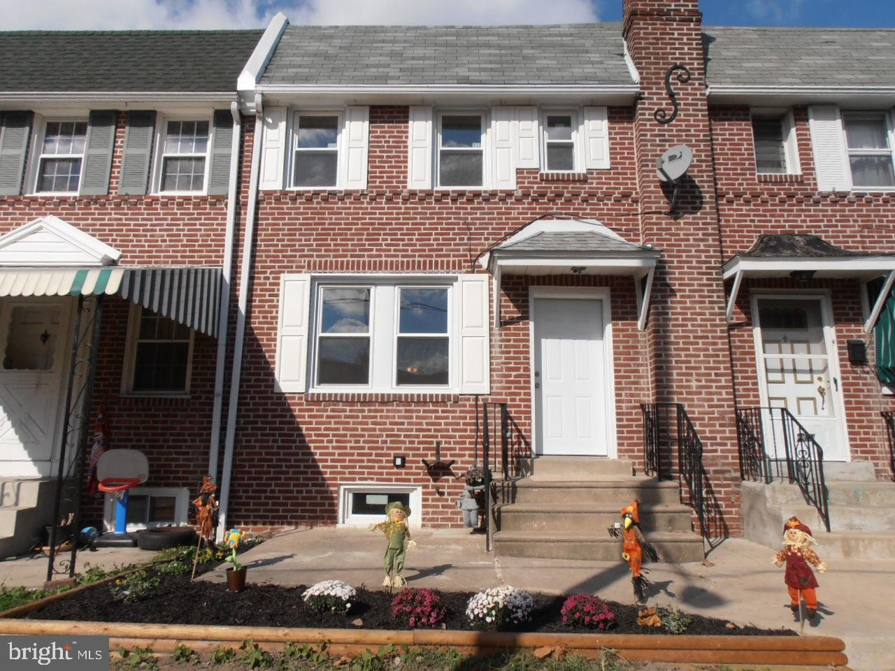 Multi Family for Sale at Upper Darby, Pennsylvania 19082 United States