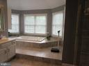 Jetted tub in Master Bath - 10731 HUNTERS PL, VIENNA