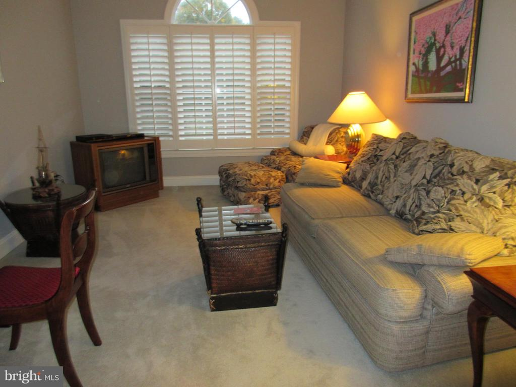 Sitting room in Master Suite - 10731 HUNTERS PL, VIENNA