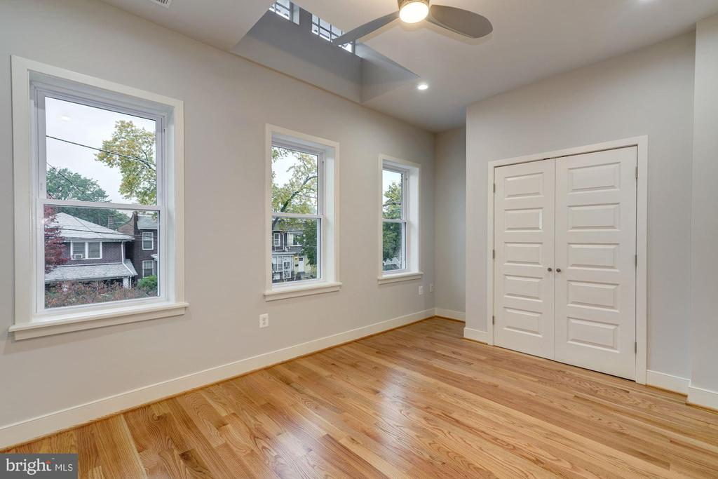 Master Bedroom - 2807 6TH ST NE, WASHINGTON