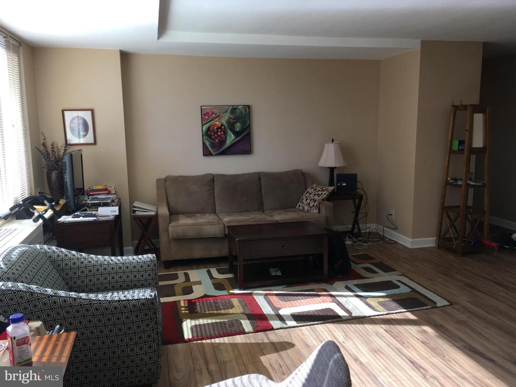 Living Room - 1111 ARLINGTON BLVD #542, ARLINGTON