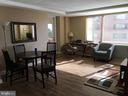 Living/Dining Area - 1111 ARLINGTON BLVD #542, ARLINGTON