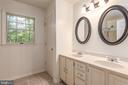 Master Bathroom - 8012 PEMBROKE CIR, SPOTSYLVANIA
