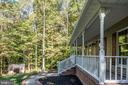 Front Porch and Shed - 8012 PEMBROKE CIR, SPOTSYLVANIA