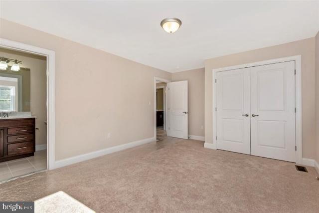 Oversized bedroom with en-suite bath - 251 KNOTTY ALDER CT, WOODSBORO