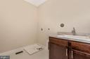 1st floor laundry room - 251 KNOTTY ALDER CT, WOODSBORO