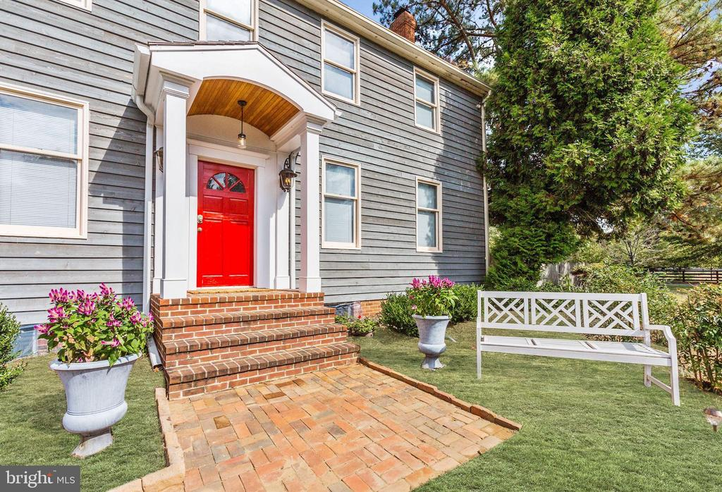 Front Entrance - 1409 BAY HEAD RD, ANNAPOLIS