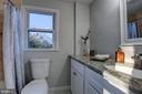 Full Bathroom - Upper Level - 4100 71ST AVE, HYATTSVILLE