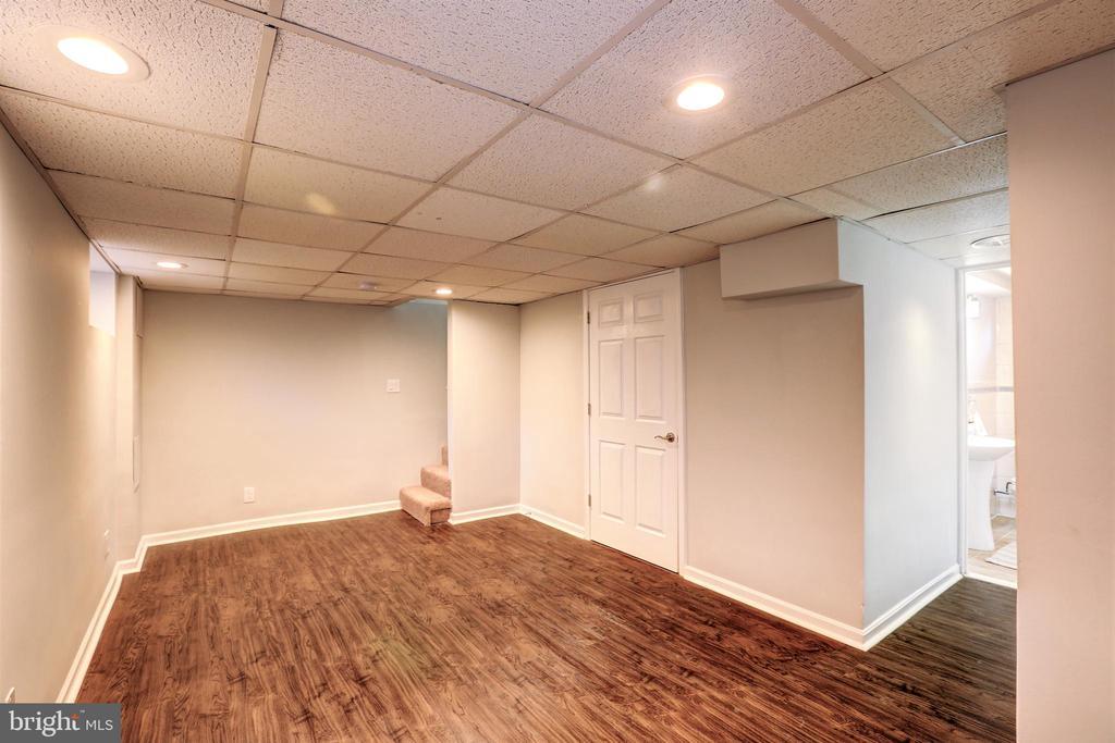 Living Area- Basement - 4100 71ST AVE, HYATTSVILLE
