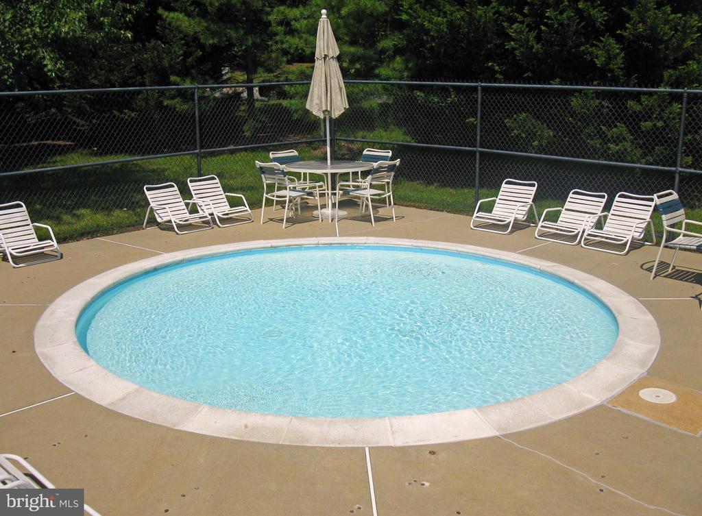 Toddler Pool - 6858 KERRYWOOD CIR, CENTREVILLE