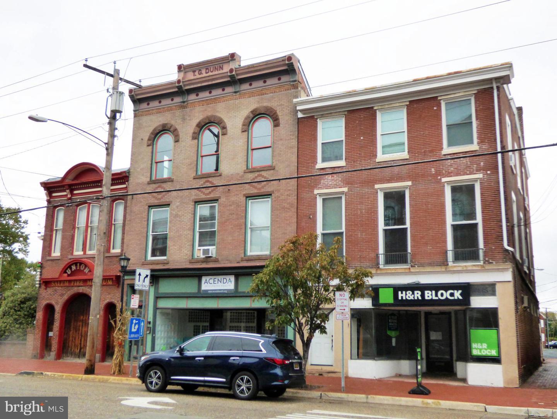 Single Family Homes pour l Vente à Salem, New Jersey 08079 États-Unis