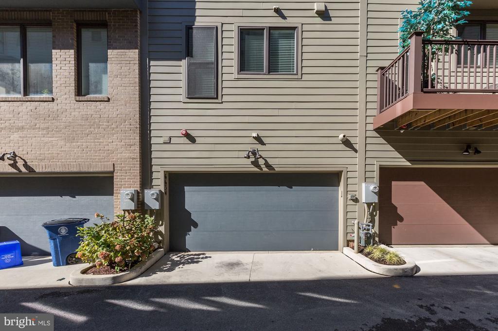 Garage - 6634 EAMES WAY, BETHESDA