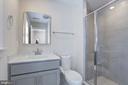 En-suite bathroom #4 - 6634 EAMES WAY, BETHESDA