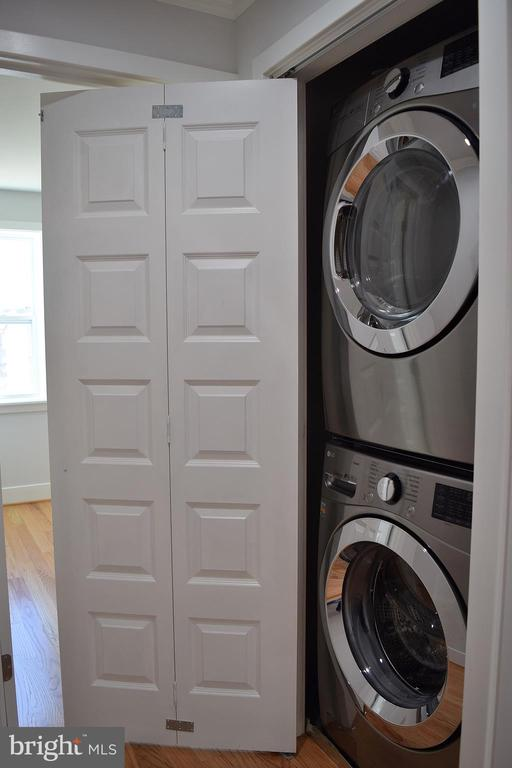 2nd Floor Laundry - 2807 6TH ST NE, WASHINGTON