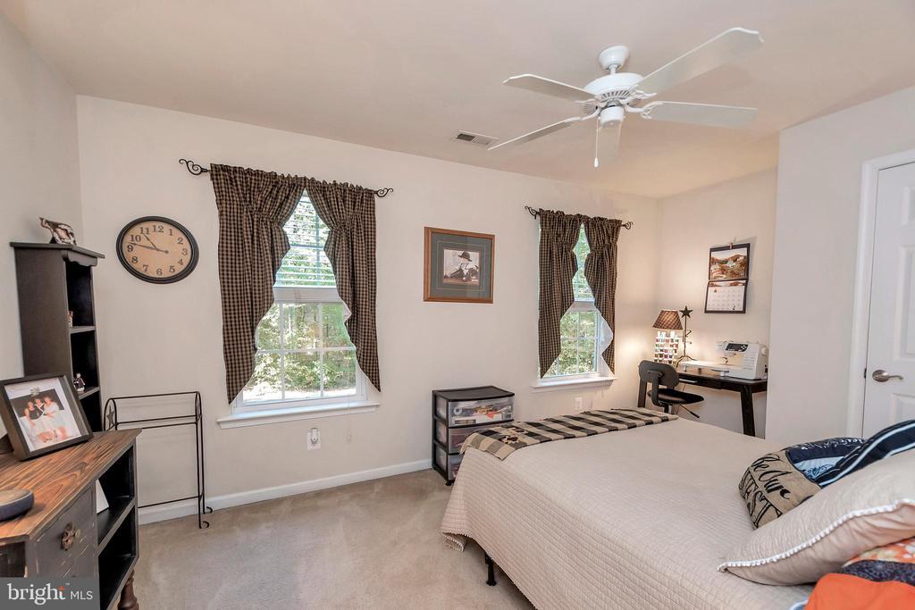 Double windows in bedroom #3 - 404 WILDERNESS DR, LOCUST GROVE