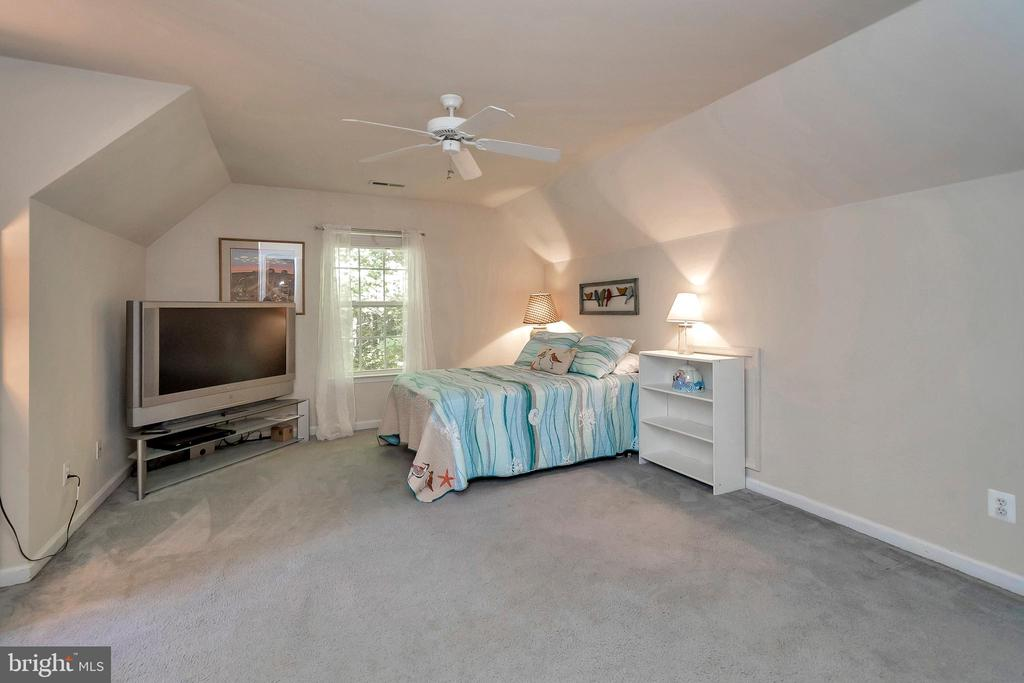 Bedroom #4 is  simply spectacular! - 404 WILDERNESS DR, LOCUST GROVE