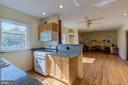 Kitchen/Breakfast/Family Room - 3137 S GLEBE RD, ARLINGTON