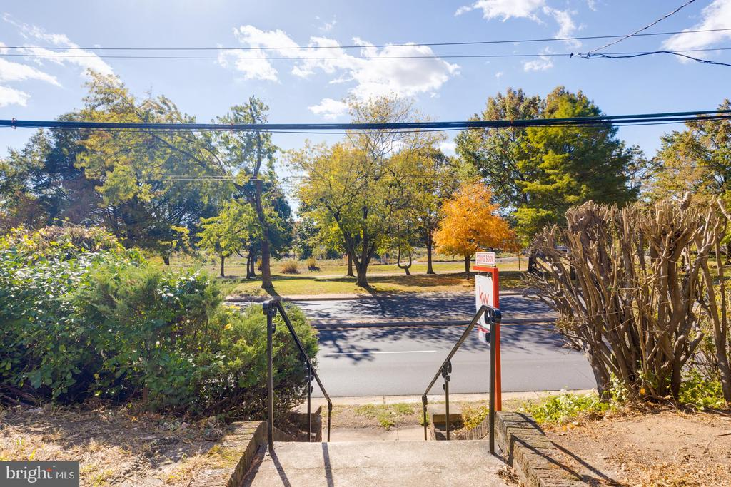 View from Front Exterior Door - 3137 S GLEBE RD, ARLINGTON