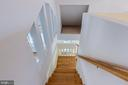 Stairs to Upper Level - 3137 S GLEBE RD, ARLINGTON