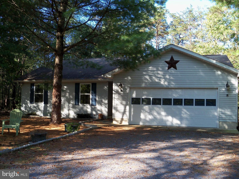 Single Family Homes för Försäljning vid Basye, Virginia 22810 Förenta staterna