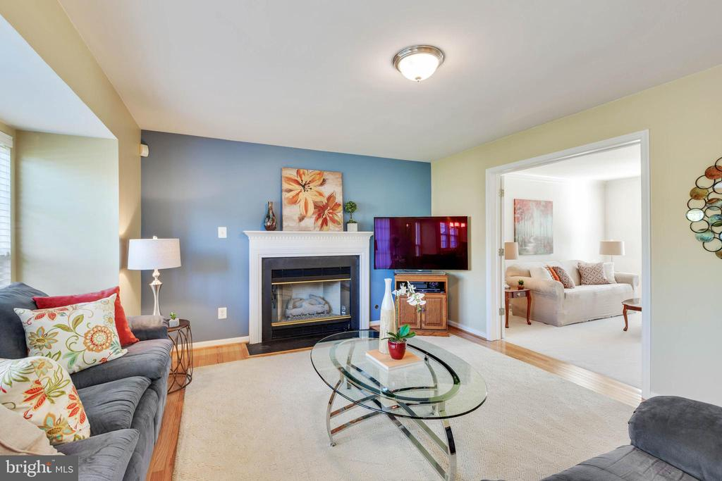 Family Room - 15891 JESTER CT, DUMFRIES