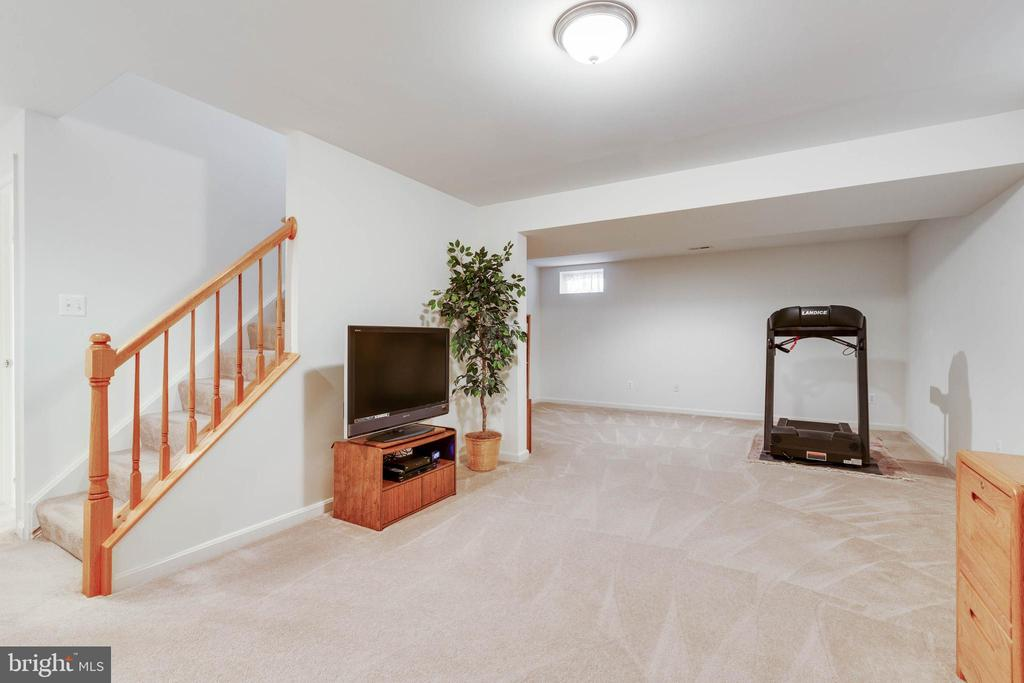 Basement Rec Room - 15891 JESTER CT, DUMFRIES