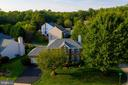 Aerial Front - 15891 JESTER CT, DUMFRIES