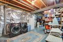 Basement Laundry Room - 15891 JESTER CT, DUMFRIES