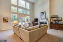 So much natural light - 11206 VALOR BRIDGE DR, SPOTSYLVANIA