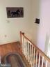 Hardwoods & bent wood handrails. - 18217 CANBY RD, LEESBURG