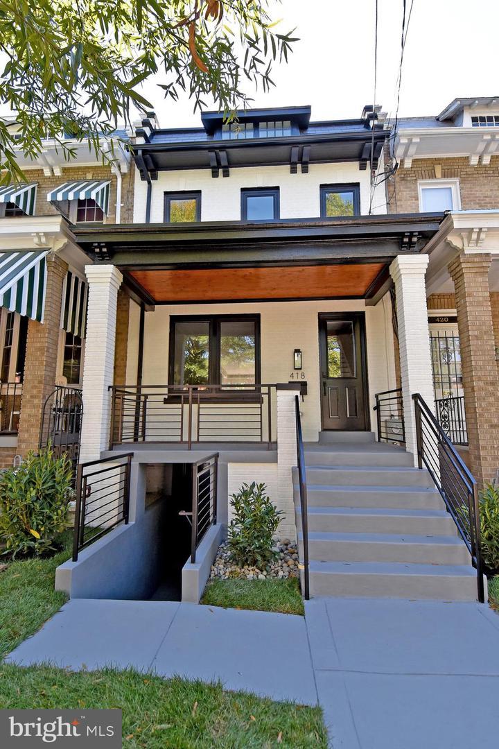 418 HAMILTON STREET NW, WASHINGTON, District of Columbia