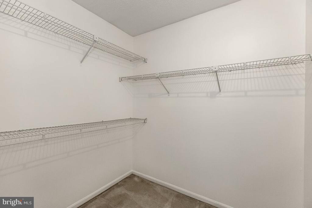 Master Closet - 203 BOOKHAM LN, GAITHERSBURG