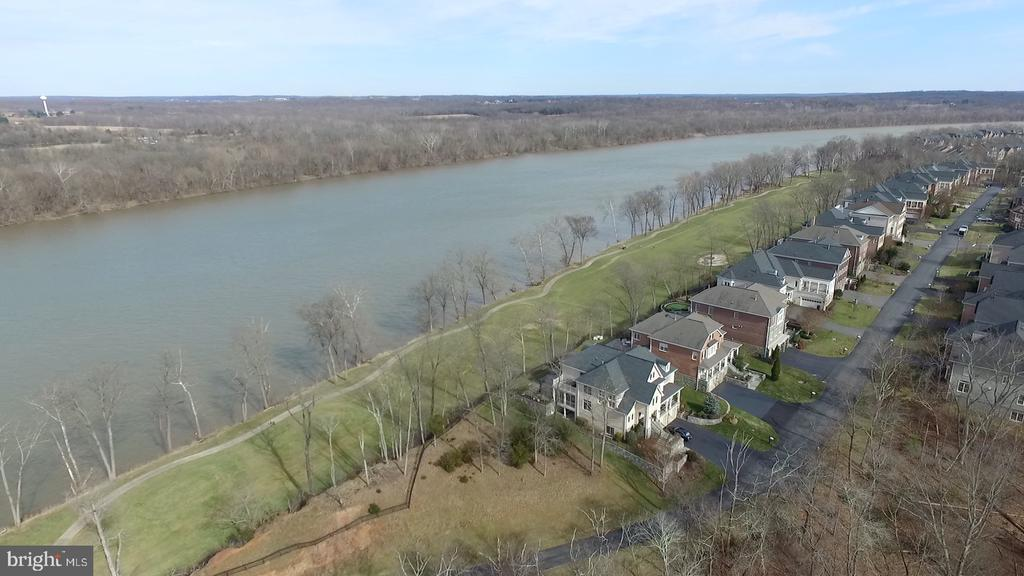 River Creek Offers Trails Along the Potomac River. - 18229 CYPRESS POINT TER, LEESBURG